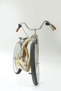 Wood Bike on Behance