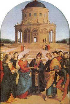 Raphael's Betrothal