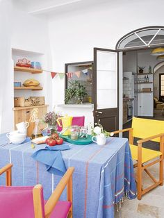 De la couleur à Minorque | PLANETE DECO a homes world | Bloglovin'