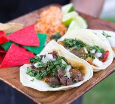 What you get when you go with taco catering from Rasta Taco, with service as delicious as our tacos! Learn more: #taco #catering #RastaTaco #delicious #tacos #LAfoodie #LAtacos