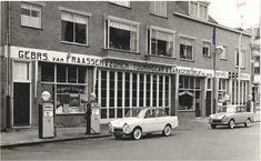 Daf Garage. The Netherlands