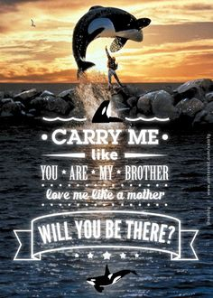 This is one of my favourite movies and song lyrics from Michael Jackson's song Will You be There.