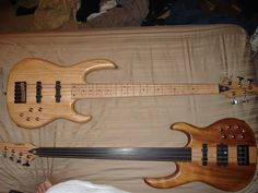 Carvin basses. Enough said :)