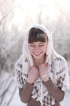 Bride Shrug Bolero Crochet Shawl / Bridal Accessories / Winter accessories / Wedding