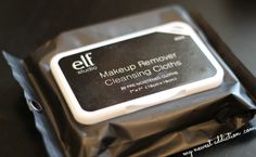 E.L.F. Studio Makeup Remover Cleansing Cloths - My Newest Addiction Beauty Blog