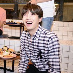 His laugh pic
