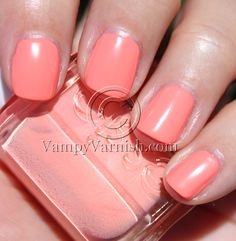 Essie Haute as Hello. I would like this color.