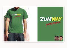 Zomway, hoy comemos algo fresco...