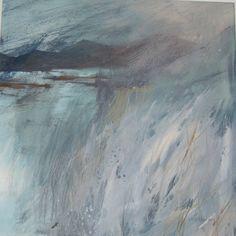 Norma Stephenson | Toward Lakeland Hills. Oil