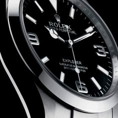 Rolex Explorer 39mm