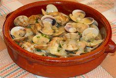Cuina amb la mestressa: Almejas en salsa verde al cava