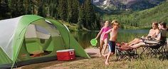 5 -6 Person Best Camping Hiking Fishing Outdoor Waterproof Family Tent