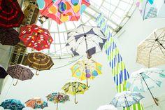 マリメッコやムーミンのテキスタイルを手がける「鈴木マサル」の傘展、表参道で開催の写真2