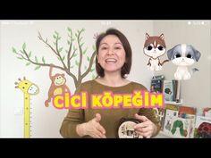 Cici Köpeğim (Köpeğim Hav hav Der) Çocuk Şarkısı - YouTube