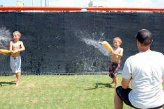 10 juegos de agua para el jardín 2