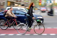 Bicycling Commuting or Bicycle Culture?