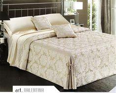 Элитное покрывало на кровать ВАЛЕНТИНА (VALENTINA seta) GF Ferrari (Италия)