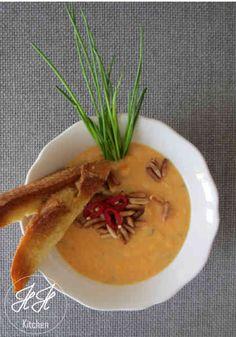 Chili Ingwer Suppe