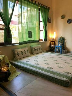 Indian bedroom decor, indian home decor, home decor furniture, diy home decor, Indian Bedroom Decor, Ethnic Home Decor, Indian Home Decor, Home Decor Bedroom, Indian Home Interior, Indian Interiors, Home Room Design, Home Interior Design, Bed Design