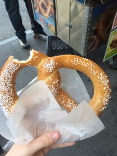American pretzel
