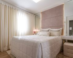 Cabeceiras de cama para você se inspirar