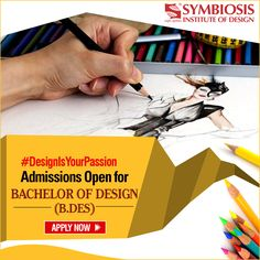 Symbiosis Institute of Design offers admission in Bachelor of Design (B.DES) for year 2016-2017. The course structure offers specialization in 9 different courses and is aimed at creating professionals who can contribute to the highly dynamic and competitive world of Design. Click here to know more: bit.ly/SID-Enquirenow To register now click here: http://bit.ly/SIDRegisterNow