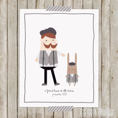 INSTANT DOWNLOAD, Gentleman and Friend, A Friend Loves at All Times, Proverbs 17:17 Printable, No. 302