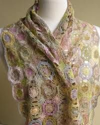 Sophie Digard Creations   Stitchy Fingers: Sophie Digard scarves
