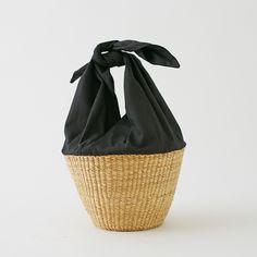 MUUN(ムーニュ)basket one handle - poooL (online shop)