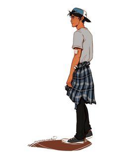 it's arrested development Percy Jackson Fan Art, Percy Jackson Fandom, Dibujos Percy Jackson, Tio Rick, Boy Drawing, Rick Riordan Books, Heroes Of Olympus, Boy Art, Olympians