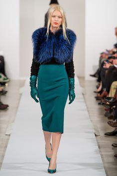 Oscar de La Renta Fall 2013 New York Fashion Week // http://coquetteanddove.com