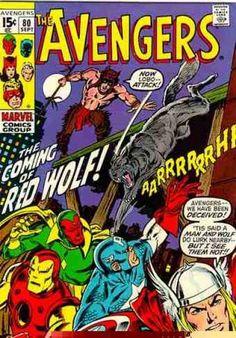 Avengers 80 - John Buscema