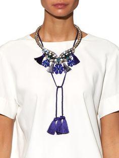 Shourouk Apache necklace