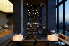Aman Tokyo Lounge