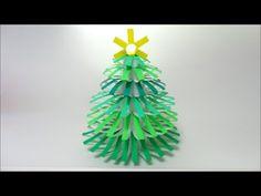 折り紙を使って豪華なクリスマスツリーを作りました。折り紙のサイズと序盤の折る長さが違うだけで、他の作業は全て同じです。ぜひチャレンジしてみてください。I made a gorgeous Christmas tree using origami. ▼クリスマスの折り紙リストはこちらChristmas Origami...