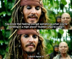 I don't think anybody does -- Pirates of the Carribean: On Stranger Tides