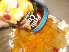 Old Favorite: Fruit Cocktail Cake   Southern Plate