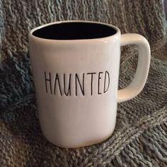 Rae Dunn Haunted Mug