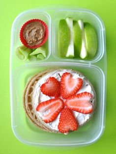 Brunch lunchbox idea! | packed in @EasyLunchboxes containers