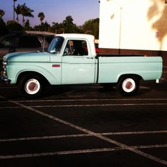 Ford 1964 f-100 twin I- beam I want