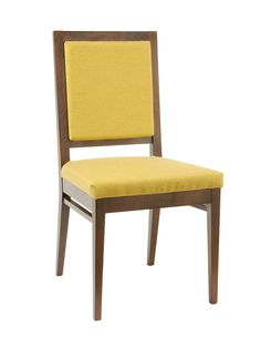Cinquanta Side Chair hospitalityfurniture.com.au Side Chairs, Dining Chairs, Wholesale Furniture, Accent Chairs, Yellow, Home Decor, Mesas, Upholstered Chairs, Decoration Home