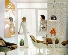 205 besten I ♥ retro - space age pop art design interiors and deco ...