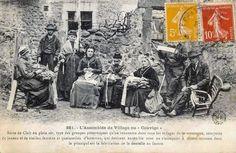 dentelle 11 le Puy en Velay en 1905