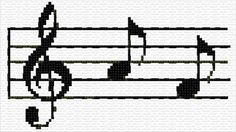 Thrilling Designing Your Own Cross Stitch Embroidery Patterns Ideas. Exhilarating Designing Your Own Cross Stitch Embroidery Patterns Ideas. Cross Stitch Music, Cross Stitch Borders, Cross Stitch Kits, Counted Cross Stitch Patterns, Cross Stitch Designs, Cross Stitching, Cross Stitch Embroidery, Embroidery Patterns, Hand Embroidery