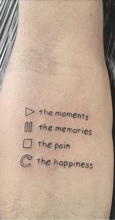 The 120 Best Written Tattoos to Get Inspired! Bff Tattoos, Dream Tattoos, Friend Tattoos, Mini Tattoos, Future Tattoos, Body Art Tattoos, Tiny Tattoos For Girls, Tattoos For Guys, Tatoos Men