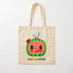 Printed Tote Bags, Cotton Tote Bags, Reusable Tote Bags, Kids Tote Bag, Shopping Bag, Digital Prints, Cotton Fabric, Happy Birthday, Children
