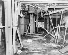 January 10, 1957: Six pre-dawn bombings in Montgomery damage four black churches and two ministers' homes, including that of Montgomery Bus Boycott leader Ralph Abernathy. The violence came on the heels of several shooting incidents in which recently desegregated city buses were fired upon.