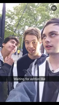 Michaels face tho