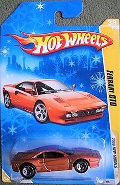 "2008 Hot Wheels New Models 38/40 FERRARI GTO ""2008 First Edition"""