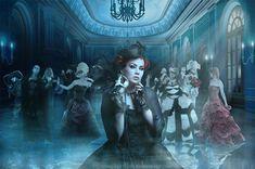 Halloween Music – 13 tunes of terror for happy haunting – Part Instruments of fear Dark Fantasy, Fantasy Art, Halloween Music, Gothic Art, Photo Manipulation, Beautiful Paintings, Dark Art, Art Blog, Digital Art